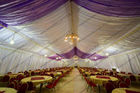 Professional Outdoor Event Tent , Backyard Event Tents As Hotel / Restaurant
