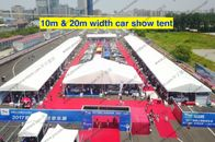 Transparent Cover Outdoor Exhibition Tents