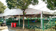 Wind Loading Waterproof Aluminum PVC Outdoor Event Tents for Permanent Use for Amusement Park