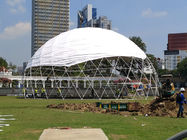 Concern Circus Large Giant Geo Dome Tent Event Transparent Party Shelter