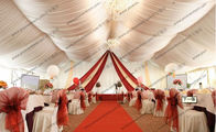 Popular luxury aluminum tent for Party wedding banquet  Event
